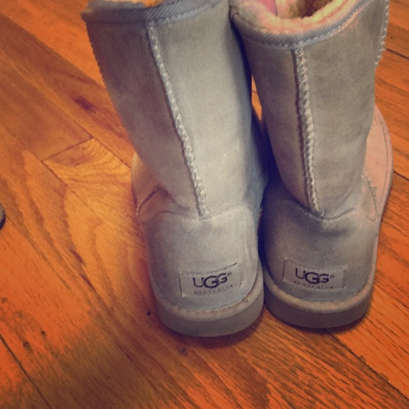 ugg boots Classic short natur
